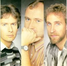 Genesis - Went to see these in 1986 at Wembley, they were FANTASTIC!!!!!!!!!!!