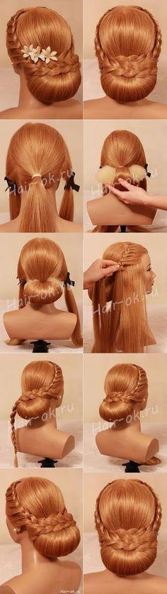 Abiye saç örgü modelleri resimli anlatım Abiye kullanımında saç modeli bulmak oldukça zordur açık mı olsa toplumu olsa nasıl yaptırsam...