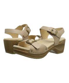 Nude Davia Leather Sandal