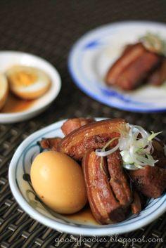 Eat Your Heart Out: Recipe: Buta no Kakuni (Japanese braised pork belly)