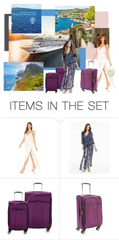 """""""Viking Cruise"""" by emjule ❤ liked on Polyvore featuring art"""