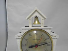 1960s Mastercrafter Motion Church Clock Vintage on Etsy