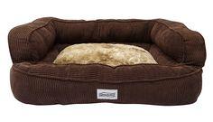 Amazon.com : Simmons Beautyrest Colossal Rest Orthopedic Memory Foam Premium Dog Bed : Pet Supplies