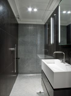 Interiores de baños