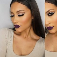 that lipstick is fire tbh