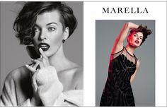 Mila Jovovich - Marella