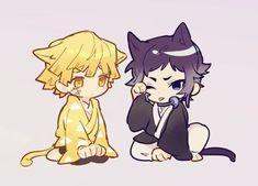 Familia Anime, Cute Anime Chibi, Slayer Anime, Anime Demon, Manga Comics, Kawaii, Anime Guys, Cute Boys, Art Reference