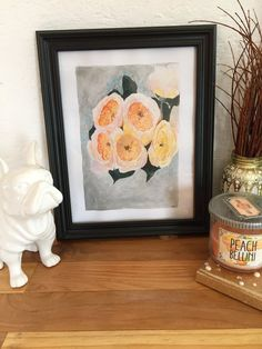 Just Peachy by RJVdesigns on Etsy