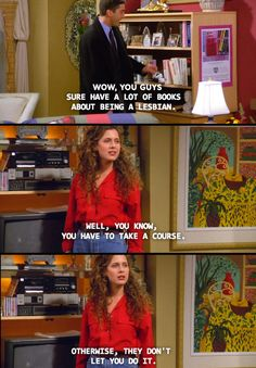 Susan from Friends | 15 Sitcom Characters Who Deserve Their Own Spin-Off