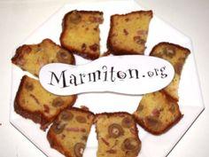Cake aux olives et lardons : Recette de Cake aux olives et lardons - Marmiton