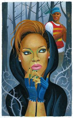 Rihanna by Jody Hewgill