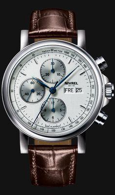NIVREL Héritage Grand Chronographe