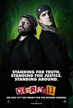 Click to View Extra Large Poster Image for Clerks II