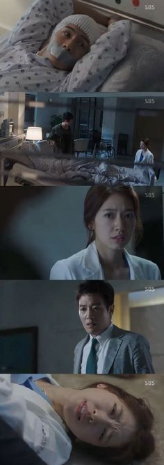 [Spoiler] Added episode 5 captures for the #kdrama 'Doctors'