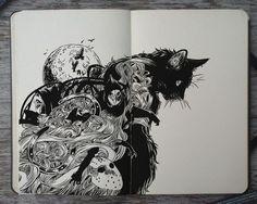 Resultado de imagen de hayao miyazaki moleskine