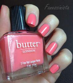 Fanessinista: Butter London - Trout Pout
