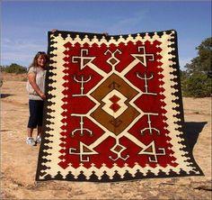 Navajo Area Rugs