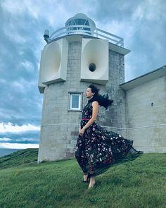 Eric Chan, Wind Skirt, Shine Your Light, Strong Wind, Lighthouse, Dress Skirt, Tulle, Ballet Skirt, Ootd