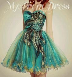 Final choice on prom dress