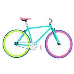 Bicicleta Fixie Modelo HS14