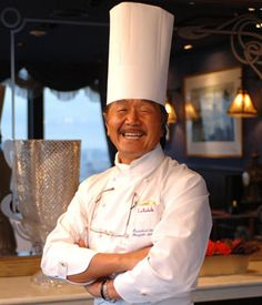 One of the first chef to combine french techniques with japanese ingredients Bravo Top Chef, My Favorite Food, My Favorite Things, Iron Chef, Celebs, Celebrities, Japanese Culture, Mommy And Me, Food Network Recipes