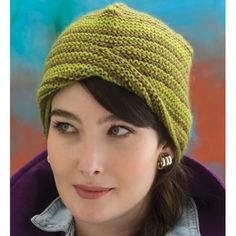 Ravelry: Mobius Hat pattern by Candace Eisner Strick Winter Knitting Patterns, Knit Patterns, Vogue Knitting, Free Knitting, Knitting Projects, Crochet Projects, Knit Crochet, Crochet Hats, Knitting Magazine