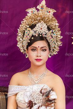 Balinese huwelijk — Stockfoto #10595585
