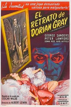 The Picture of Dorian Gray (1945) via Argentina
