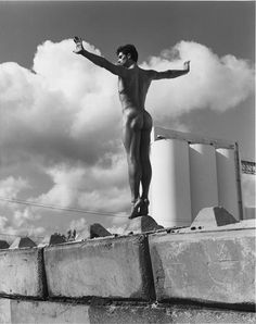 Bruce Weber, Roberto Bolle, Miami, Florida, 2009 on Paddle8