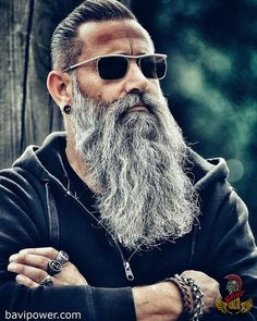 Viking beard tips and styles (part 1 of - tips and styles for viking bear . - Viking Beard Tips and Styles (Part 1 of – Tips and Styles for Viking Beards (Part 1 of The - Viking Beard Styles, Long Beard Styles, Beard Styles For Men, Hair And Beard Styles, Hair Styles, Grey Beards, Long Beards, Beard Tips, Beard Ideas