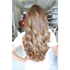 curls Beauty Hair ❤ liked on Polyvore