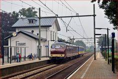 Station Vught  The Netherlands,posttrein