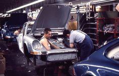 Porsche Factory, Zuffenhausen