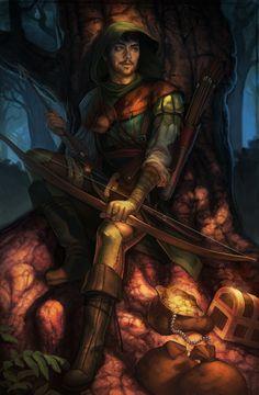 Robin Hood - tattereddreams