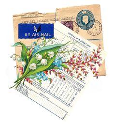 free postal printable