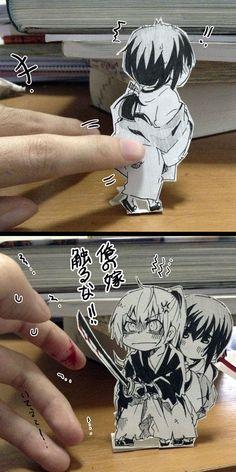140308 by hangdok Otaku Anime, All Anime, Manga Anime, Anime Art, Kenshin Y Kaoru, Anime Drawing Styles, Dark Humour Memes, Anime Demon, Anime Ships