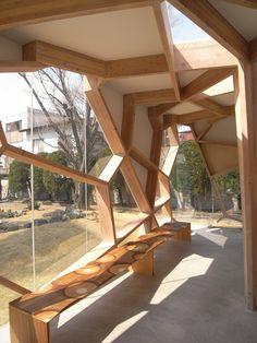 Sumika Pavillion | by japanese_craft_construction