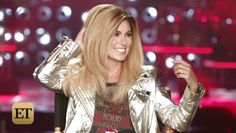 Shania Twain went blonde, gorgeous! ❤