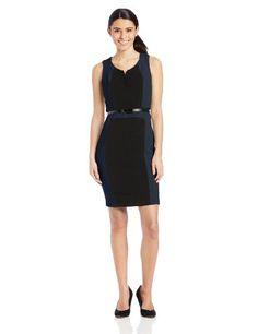 XOXO Women's Houston Colorblocked Sheath Dress, Navy, 5 XOXO,http://www.amazon.com/dp/B00HC050RY/ref=cm_sw_r_pi_dp_Lpcntb1SJGRNK32E