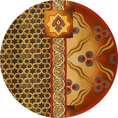 Islamic Art Pattern, Pattern Art, Pattern Design, Tile Murals, Tile Art, Glass Ceramic, Ceramic Art, Turkish Art, Ceramic Techniques
