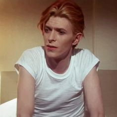 david bowie smiling gif