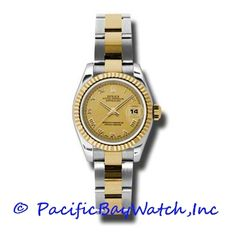 Rolex Datejust Ladies 179173