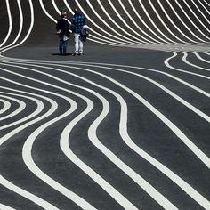 Superflex - BIG - Topotek 1. Superkilen park #3 | Flickr: Intercambio de fotos