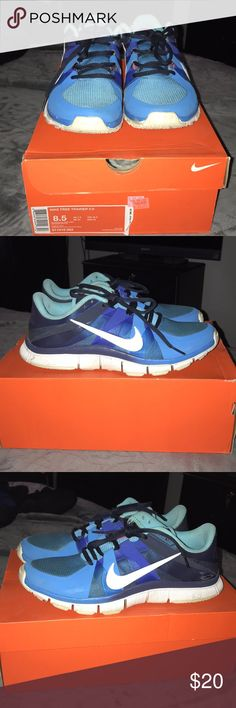 1966849aed9 Nike Free Trainer 5.0 Still in running condition Size 8.6 Make an offer Nike  Shoes Sneakers