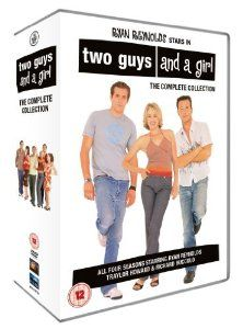 Amazon.com: Two Guys, a Girl and a Pizza Place - Complete Collection - 14-DVD Box Set ( 2 Guys, a Girl & a Pizza Place - Seasons 1-4 ) [ NON...