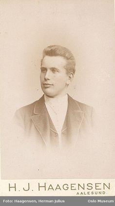 Ingvard Fredrik Lorentzen  Oslo, Norway  1895  Doctor