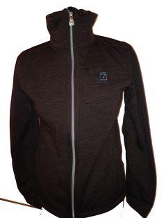 NEU - 66° North – Kjölur Light Knit Women's Jacket Fleece und Wolle vereint! Kuschelig warm!