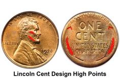 What color is your copper coin? The process of properly grading uncirculated copper coins includes the determination of the color.