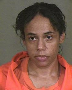 Angela Simpson committing one of the most gruesome murders in Phoenix history. She lured a 46 year old men who was confined to a wheelchair to her apartment with promises of drugs and sex. She made him watched in a mirrow while she beat him, stabbed him and pulled out his teeth. The torture went on for three days. She drove a 3-inch nail into his brain, he was stabbed 50 times, his throat was sliced and he was dismembered. She will stay in prison for the rest of her natural life.