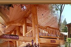 Moonstone Timber Frame - Moonstone, Ontario Canada 1-866-935-3721 - Pine Log Homes, Cottages, Additions, Garages and more.